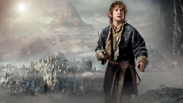 обоя кино фильмы, the hobbit,  the desolation of smaug, мужчина