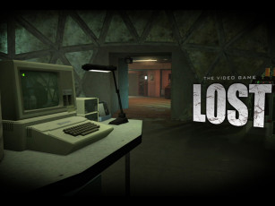 обоя видео, игры, lost, the, video, game