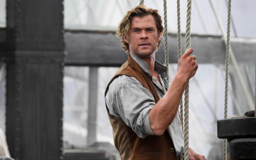 обоя in the heart of the  sea, кино фильмы, in the heart of the sea, chris, hemsworth