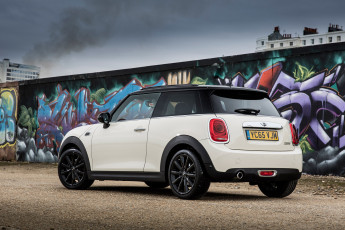 Картинка автомобили mini cooper uk-spec f56 2014г