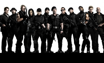 обоя кино фильмы, the expendables 2, the, expendables, 2