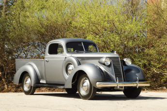 обоя автомобили, studebaker, 1937, г, model, j5, coupe-express