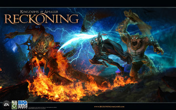 обоя kingdoms, of, amalur, reckoning, видео, игры