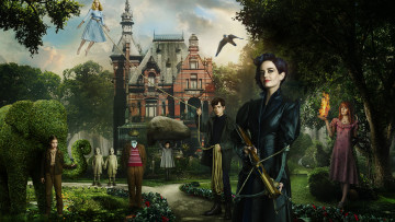 Картинка кино+фильмы miss+peregrine`s+home+for+peculiar+children peculiar children home miss peregrine