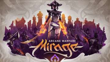 обоя mirage,  arcane warfare, видео игры, шутер, action, arcane, warfare