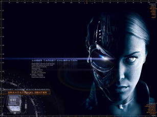 обоя кино, фильмы, terminator, rise, of, the, machines