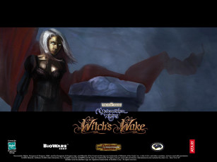 обоя neverwinter, nights, witch, wake, видео, игры