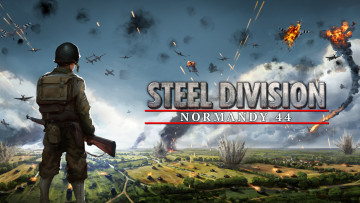 Картинка steel+division +normandy+44 видео+игры тактика normandy 44 steel division стратегия