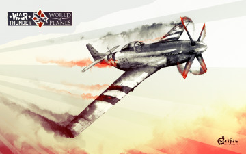 Картинка war thunder world of planes видео игры