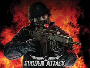 обоя sudden, attack, видео, игры
