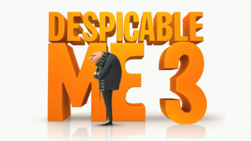 Картинка мультфильмы despicable+me+3 despicable me 3