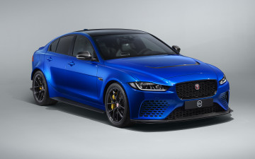 обоя 2019 jaguar xe sv project 8 touring, автомобили, jaguar, sv, xe, ягуар, внешность, седан, 2019, touring, project, 8, британские, синий, новый
