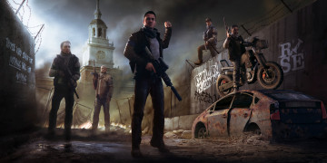 Картинка видео+игры homefront +the+revolution the revolution action шутер