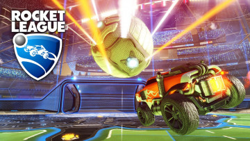 обоя видео игры, rocket league, rocket, league