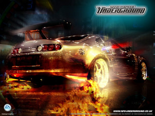 обоя nfsu, видео, игры, need, for, speed, underground