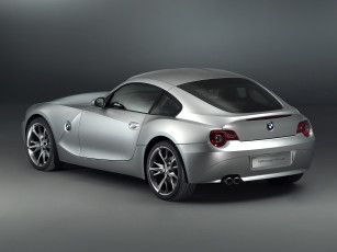 Картинка bmw+z4+coupe+concept+2005 автомобили bmw 2005 concept coupe z4