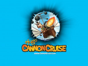 обоя hugo, cannon, cruise, видео, игры