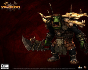 Картинка warhammer online age of reckoning видео игры