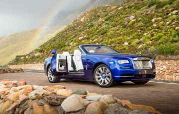 Картинка автомобили rolls-royce dawn 2015о uk-spec