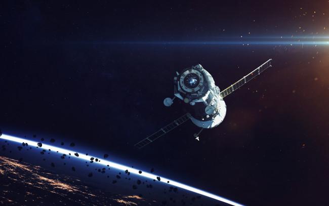 Oboi Kosmos Kosmicheskie Korabli Kosmicheskie Stancii