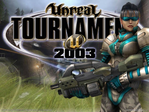 обоя видео, игры, unreal, tournament, 2003