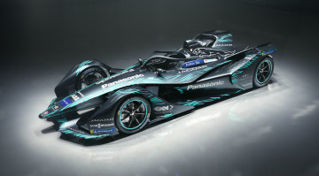 Картинка jaguar+i-type автомобили jaguar гоночный+автомобиль+gen+2 panasonic+jaguar+racing 2018 ягуар