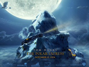 обоя the, polar, express, кино, фильмы