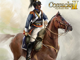 обоя cossacks, napoleonic, wars, видео, игры