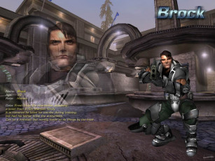 обоя unreal, tournament, 2003, видео, игры