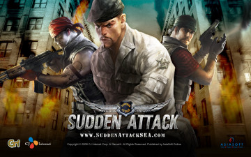 обоя видео, игры, sudden, attack