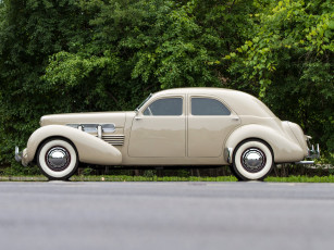 обоя автомобили, cord, 1937г, 812, supercharged, custom, beverly, sedan, bustlback