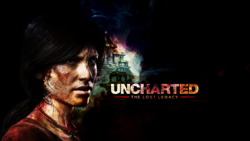 Картинка видео+игры uncharted +the+lost+legacy адвенчура action the lost legacy