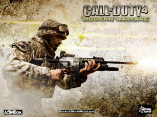 обоя cod4, видео, игры, call, of, duty, modern, warfare
