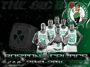 Картинка boston celtics 2011 спорт nba нба баскетбол