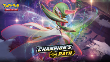 Картинка видео+игры pokemon +champion`s+path trading cards game