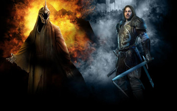 обоя the, lord, of, rings, online, shadows, angmar, видео, игры