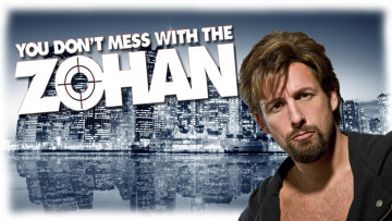 обоя you dont mess with the zohan, кино фильмы, you don`t mess with the zohan, adam, sandler