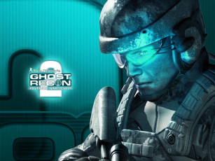 Картинка ghost recon advanced warfighter видео игры
