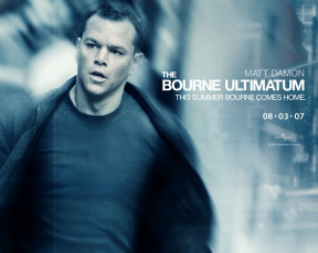 обоя bourne, ultimatum, кино, фильмы, the