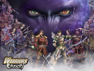 Картинка warriors orochi видео игры