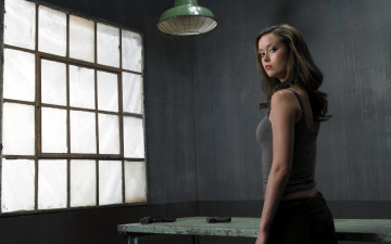 обоя кино фильмы, terminator,  the sarah connor chronicles, summer, glau