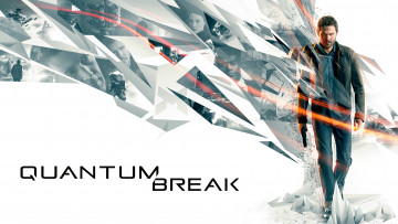 обоя quantum break, видео игры, пистолет