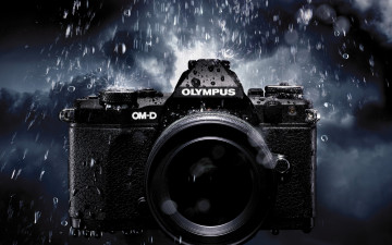 Картинка бренды olympus camera 40 mp multi-exposure mode om-d e-m5 ii 16mp
