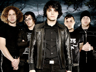 Картинка my chemical romance музыка