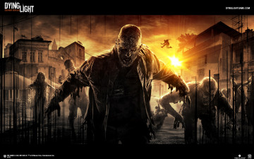 обоя dying light, видео игры, - dying light, игра, light, survival, action, horror, dying