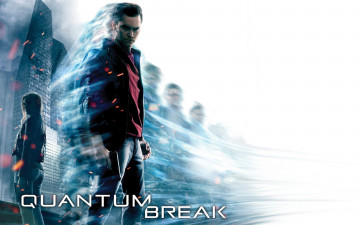 обоя quantum break, видео игры, action, игра, break, quantum