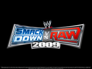 обоя wwe, smackdown, vs, raw, 2009, видео, игры