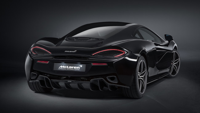 Обои картинки фото mclaren 570gt mso black collection 2018, автомобили, mclaren, 570gt, mso, black, collection, 2018