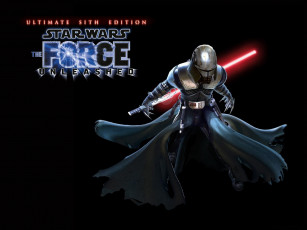 обоя star, wars, the, force, unleashed, ultimate, sith, edition, видео, игры