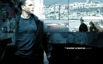 обоя the, bourne, ultimatum, кино, фильмы